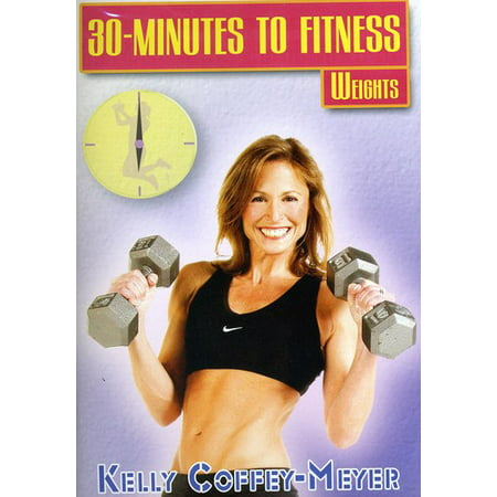 30 Minutes to Fitness: Weights Workout (DVD) (30 Minute Cardio Workout At Home No Equipment)