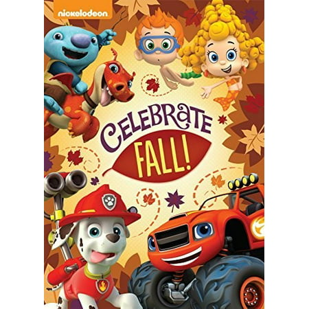 Nickelodeon Favorites: Celebrate Fall (DVD) - Nickelodeon Game Shows