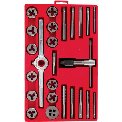 Vermont American 21768 25-Piece Tap and Die Set