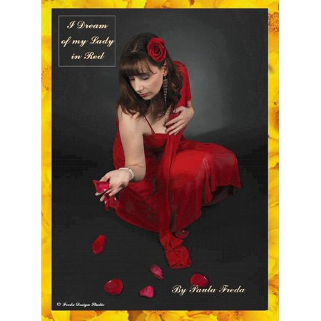 I Dream of My Lady in Red - eBook