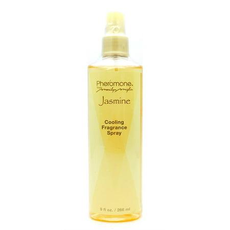 Pheromone from Marilyn Miglin Jasmine Cooling Fragrance Spray 9 Fl Oz.
