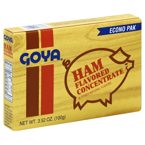 Goya Foods Goya  Ham Flavored Concentrate, 3.52 oz