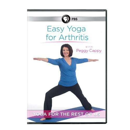 Easy Yoga For Arthritis With Peggy Cappy (DVD) by Other