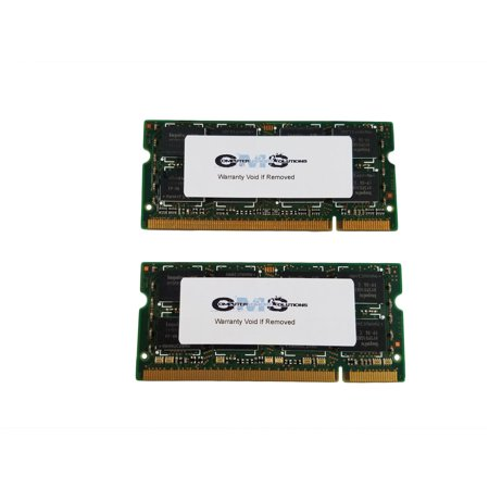 2Gb (2X1Gb) Ram Memory Compatible With Dell Inspiron 8200 Notebook Series Ddr1 By CMS (A49) 8200 Series Notebooks