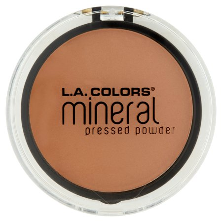 (L.A. Colors Mineral Pressed Powder, CMP310 Toasted Almond)
