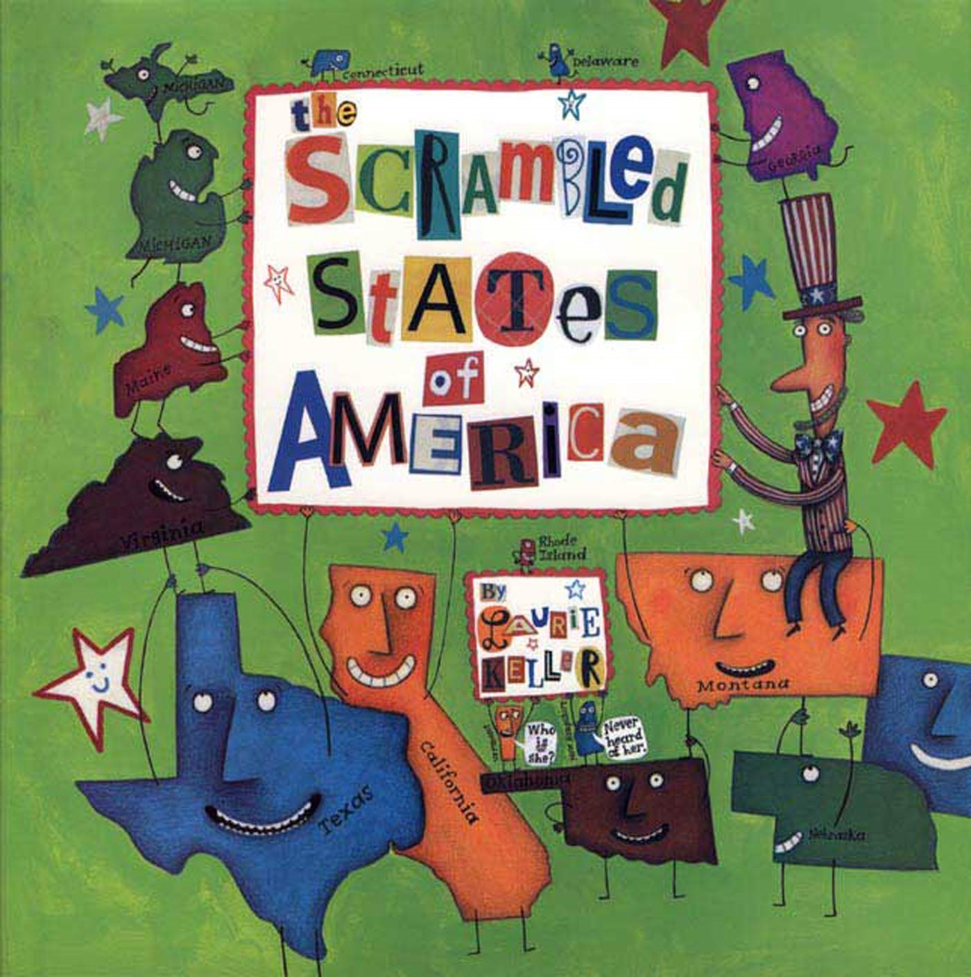 The Scrambled States of America