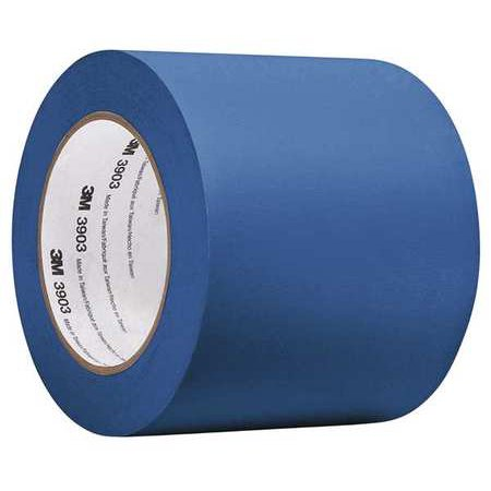 3M 3903 Duct Tape,Bl,50 yd. L x 3/4in. W 3903 Vinyl Duct Tape
