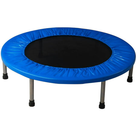 """Image of Airzone 48"""" Fitness Trampoline, Blue"""