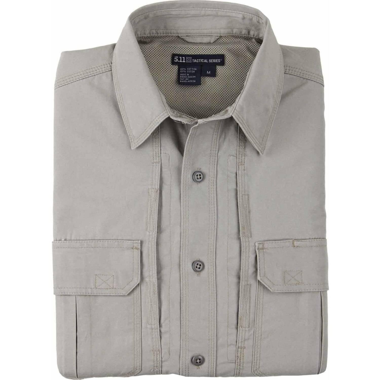 Short Sleeve Cotton Tactical Shirt, Sage