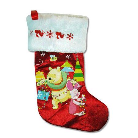 - Christmas Stocking - Disney - Winnie The Pooh 16