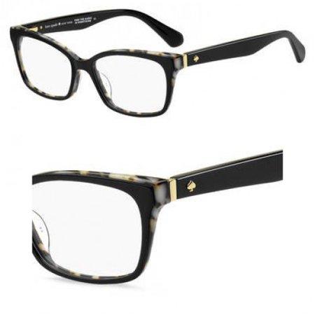 d4fde5ae35c Eyeglasses Kate Spade Jeri 0807 Black - Walmart.com