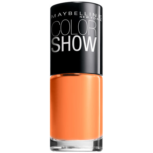 Maybelline Color Show Nail Lacquer, Sweet Clementine, 0.23 fl oz