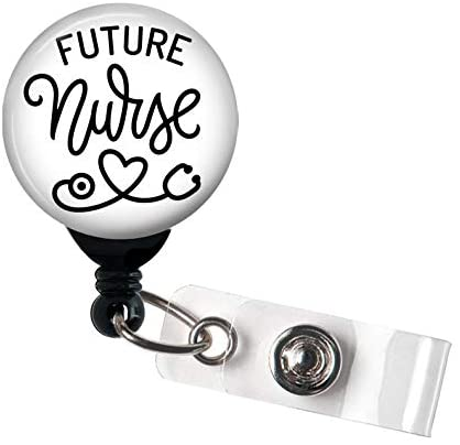 Changeable Perfect for Nurses /& Teachers Hardware Options Available Woman Drinking Coffee Badge Reel