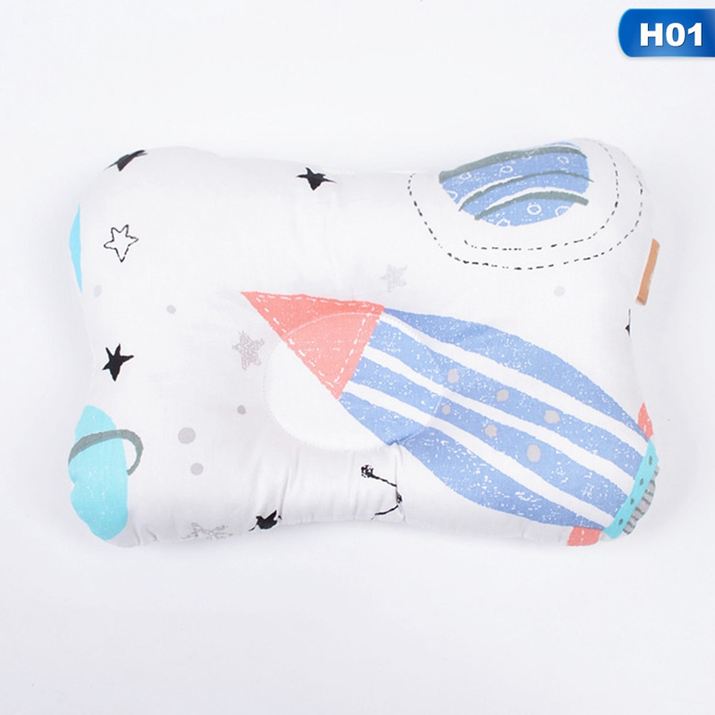 Akoada Baby Breathable Pillow Newborn Head Protection