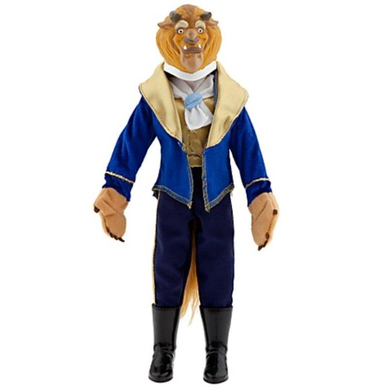 Disney Beauty and the Beast The Beast Doll -- 12'' by