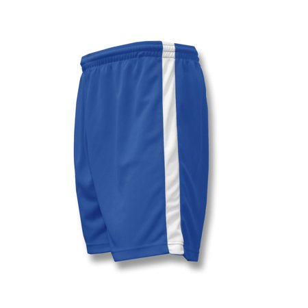 Sweeper soccer team shorts by Code Four Athletics (4 4 2 Soccer Formation Stopper Sweeper)