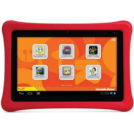Nabi 2 Nickelodeon Edition 7 Tablet 8gb Memory Walmartcom