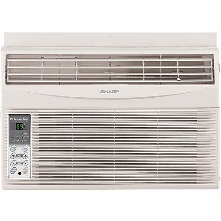 Energy star 6 000 btu 115 volt window mounted air for 12 x 19 window air conditioner