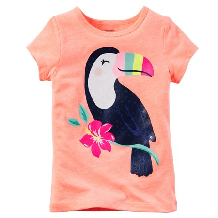 Carters Little Toddler Clothing Outfit Girls Neon Toucan - Neon Green Outfit Ideas
