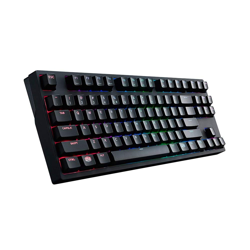 Cooler Master Masterkeys Pro S Mechanical Gaming Keyboard Cherry MX Brown Refurb