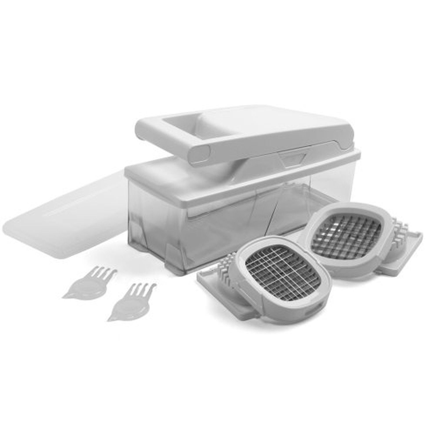 Norpro CHOPPER/DICER/SLICER Big Mouth 5 Interchangeable Stainless ...