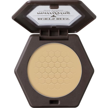Burts Bees 100% Natural Mattifying Powder Foundation, Vanilla - 0.3 Ounce