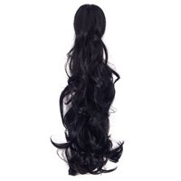 """NK Beauty Women 18"""" Long Wave Claw Jaw Ponytail Hair Extension Piece 170g"""