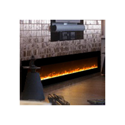 Gibson Living Lima Crystal Wall Mount Electric Fireplace