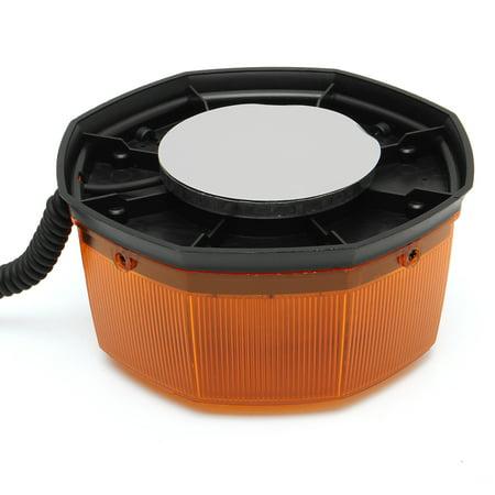 54 LED Car Roof Strobe Revolving Rotating Beacon Roof Top Emergency Breakdown Light Car Warning Light - image 1 of 7
