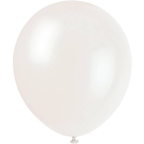 """12"""" Clear Balloons, 10ct"""