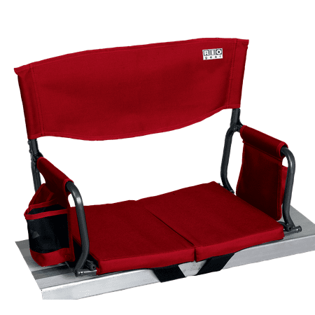 Bleacher Boss Compact Stadium Seat - Red