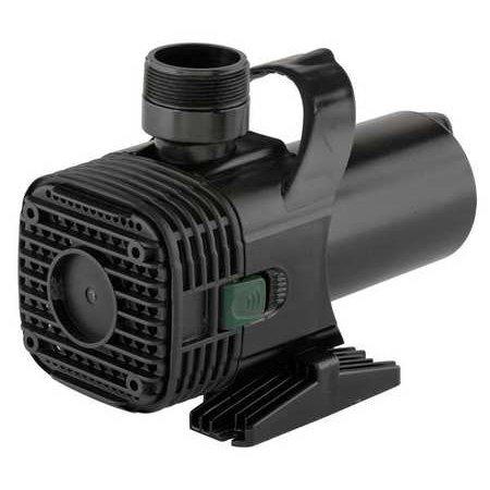 Little Giant Water Pump - LITTLE GIANT F70-7300 Water Garden Pump,6-1/8 In. W
