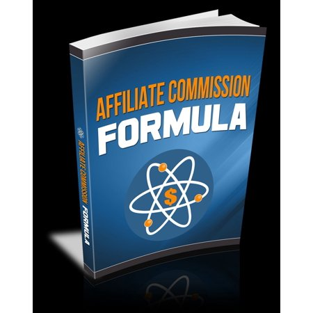 Affiliate Commission Formula - eBook