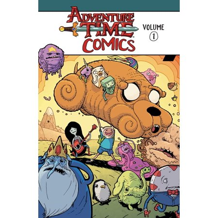 Adventure Time Comics Vol. 1 ()