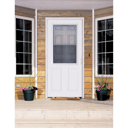 Larson Lifestyle Multi Vent Full View Duratech Storm Door