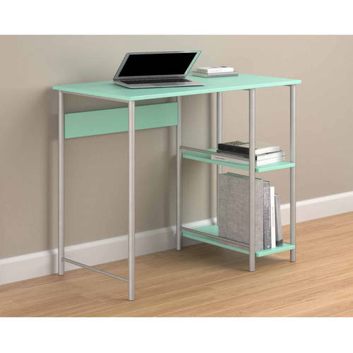Details Student Computer Desk Kids Laptop Desk Furniture Table Dorm Room Home Spearmint