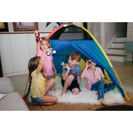 Pacific Play Tents Super Duper 4 Kid Play Tent (Yo Gabba Gabba Play Tent)