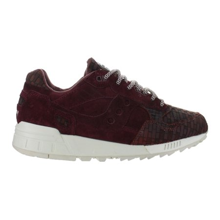 san francisco a889e 63dbe Mens Saucony Shadow 5000 Bricks Maroon S70339-1