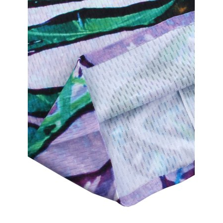 Adult Headwrap Outdoor Bicycle Cycling Headband Sport Scarf Purple - image 2 of 6