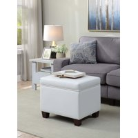 Convenience Concepts Designs4Comfort Madison Storage Ottoman
