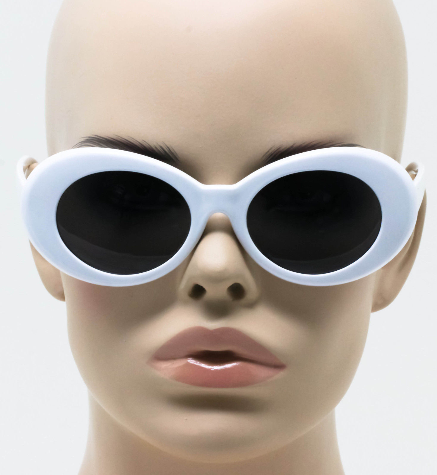 f05fb7dc03 Clout Goggles Clout Rapper Hypebeast Cool Oval Migos Yachty Glasses Kurt  Cobain - Walmart.com