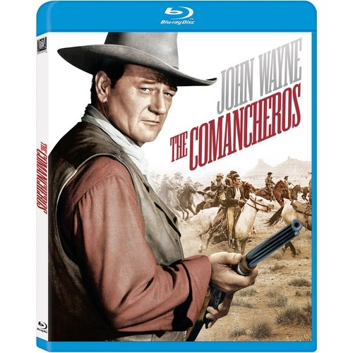 The Comancheros (Blu-ray) (Widescreen)