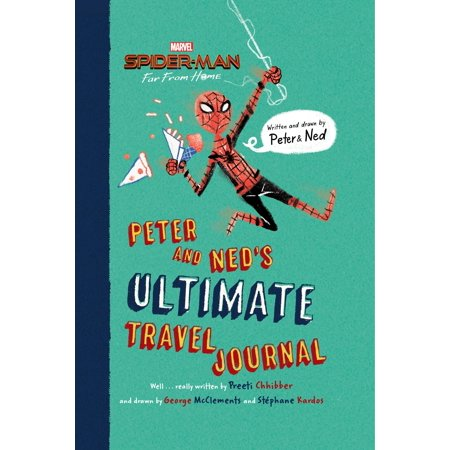 Spider-Man: Far From Home Middle Grade Novel -