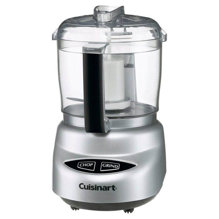 Cuisinart MINI Food Processor with SmartPower Blade, 24 Oz Work Bowl and Dishwasher