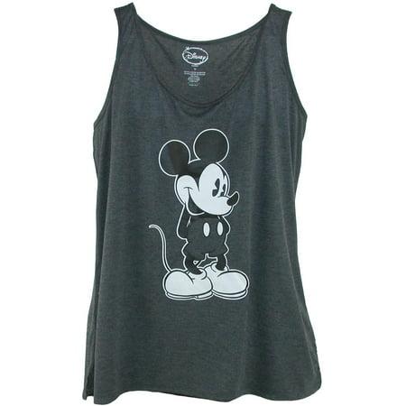Plus Size Disney (disney  women's plus size mickey mouse tank)