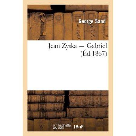 Jean Zyska Gabriel (Gabriel Jean)