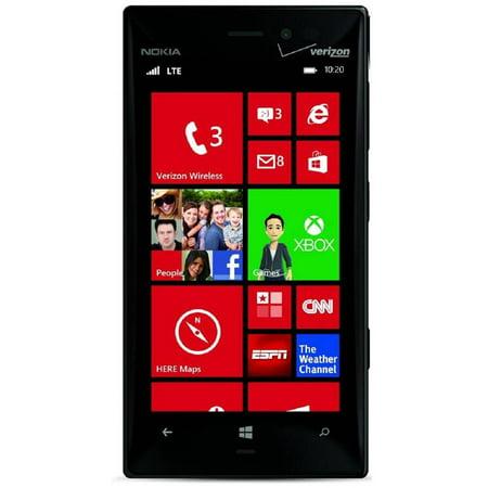 Verizon Nokia Lumia 928 RM-860 32GB GSM 4G LTE Windows Smartphone (Unlocked), (Best Lumia Windows Phone)