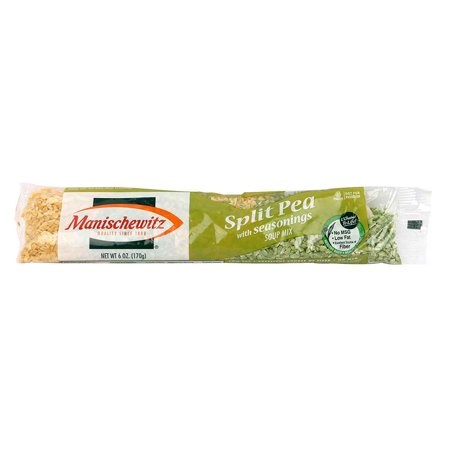Pea Soup ((3 Pack) Manischewitz Cello Split Pea Soup Mix, 6)