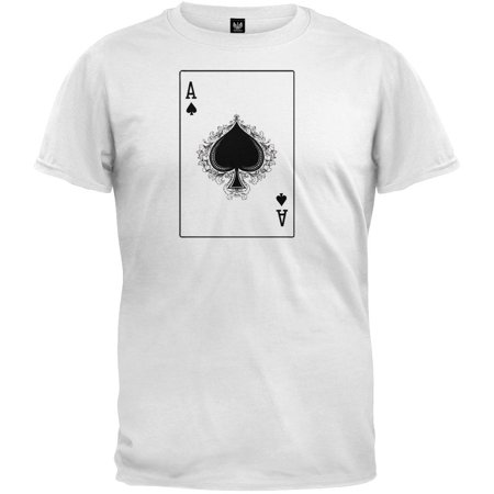 Ace Of Spades T-Shirt (Aces High Tee)
