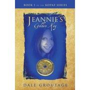 Kopaz: Jeannie's Golden Key: Book 1 of The Kopaz Series (Paperback)
